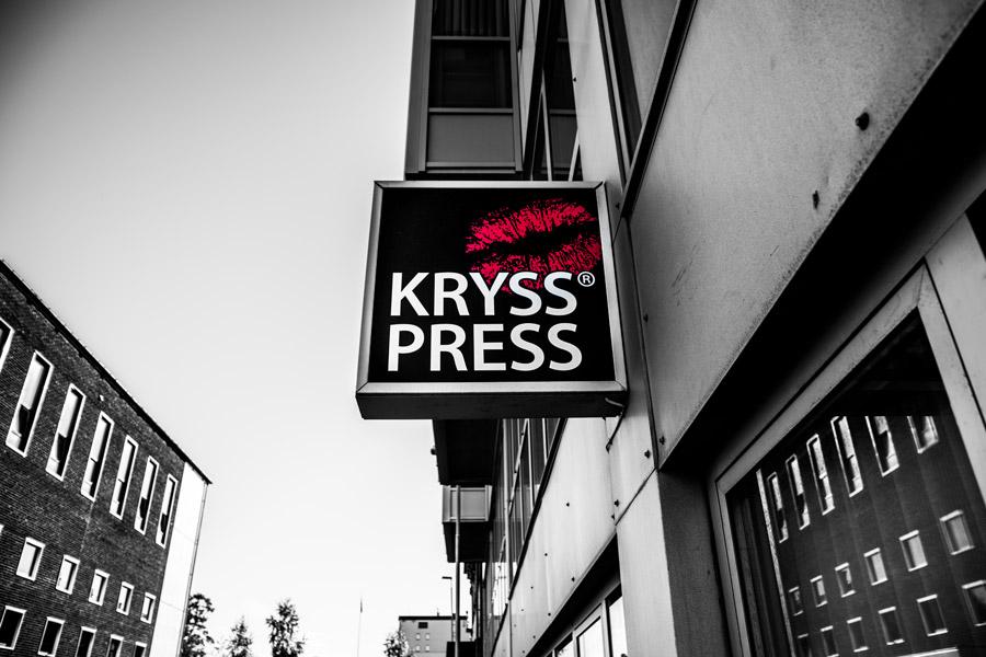Krysspress